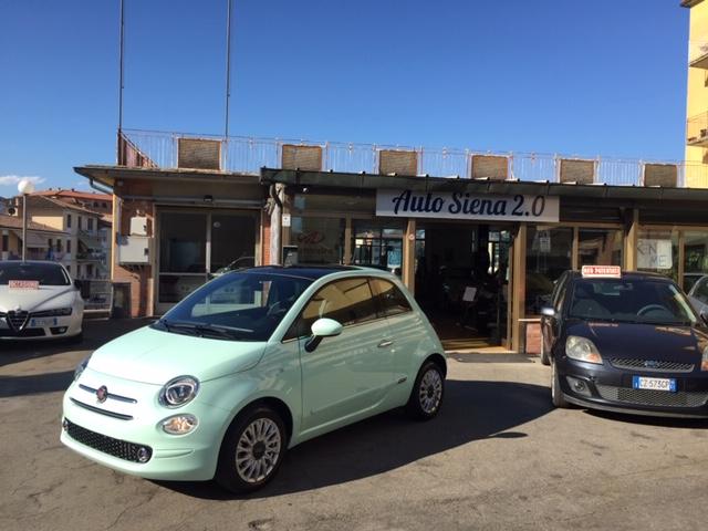 Fiat 500 Luonge 1.2
