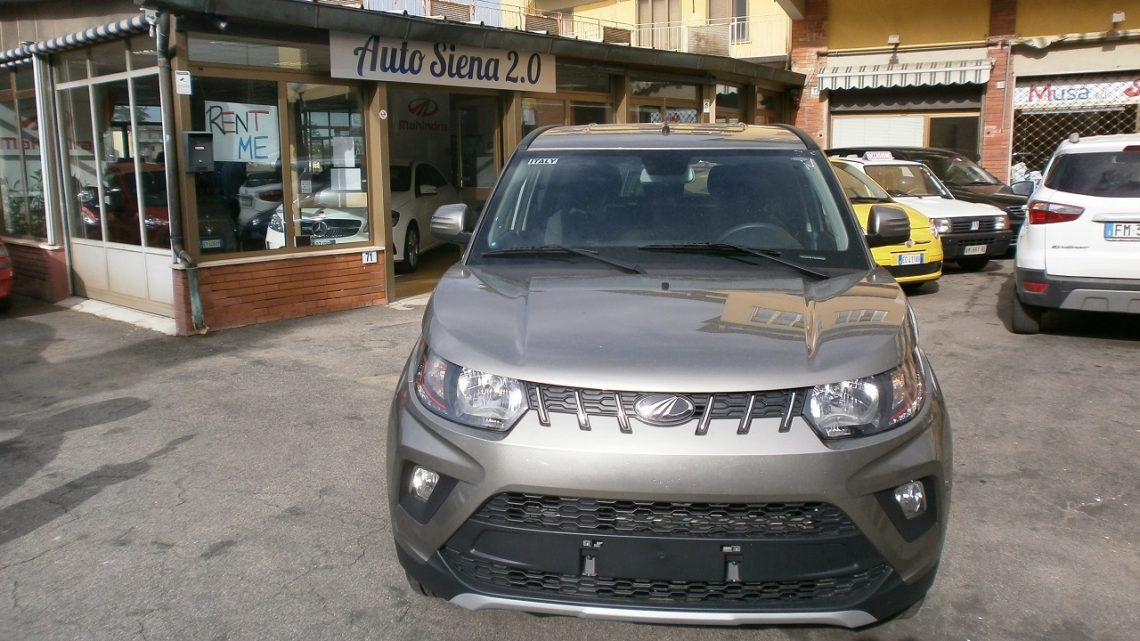 Punto vendita Mahindra per Siena!